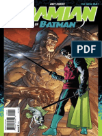 Damian Son of Batman exclusive preview