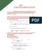 EJERCICIOS Analisis Estadistico II