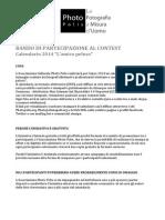 """CALENDARIO 2014 """"L'AMICO PELOSO"""". Cani e Gatti. BANDO DI PARTECIPAZIONE."""