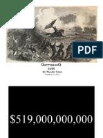 Gettysburg Sunk