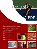 Sport Services Tenis
