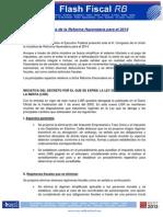 Iniciativa Reforma Hacendaria 2014 Seguro