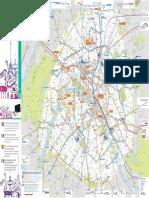 plan paris tourisme