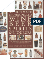 The Ultimate Encyclopedia of Wine Beer Spirits & Liqueurs--Stuwart Walton & Brian Grover