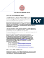 TSSA Field Approval Information July 29, 2011.pdf