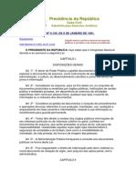 Lei 8159 Politica Nacional de Arquivos