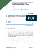 Guia de Practicas de Metodos Computacionales - Sesion 11 - 2012