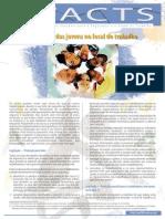 Factsheet 64 - Proteccao Dos Jovens No Local de Trabalho