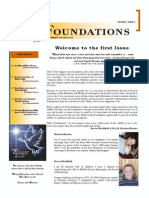 Foundations Issue 1 2006