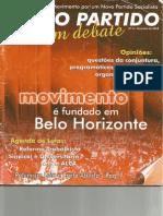 Revista do Movimento por um Novo Partido Revolucionário