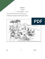 Excel II-Kertas Penulisan bm