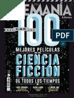 CINEmania 100 Mejores Syfy