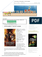 My Films Synopsis_ CAPTAIN AMERICA _ THE FIRST AVENGER.pdf
