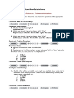 worksheet 4 follow the guidelines