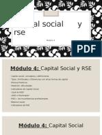 Capital Social y RSE