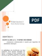 Toxicologia I