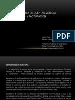 Auditoria de Cuentas Medicas No 2