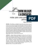 Entre Deleuze e a Educação.pdf