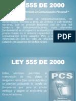 LEY 555 de 2000 Diapositiva