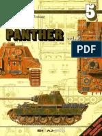 [AJ Press] [Tank Power 005] PzKpfw v Panther Vol. 5