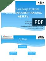KP Pertamina EP Tanjung