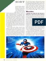 "Reviews - ""Captain America,"" ""The Flash"""