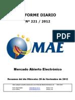 12-11-28 Mae - Informe Diario