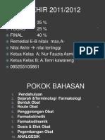 1.TERMINOLOGI FARMAKO 140212