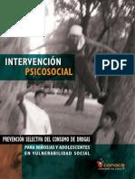 Intervencion Psicosicoa en Chile