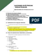 UNIDAD II CARGAS Y SUBESTACIONES (en revisión x cambio de Norma)