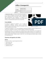 03 Ingeniería de tráfico Control de tráfico y transporte. E.3.2.(transporte)