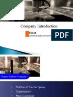 FCS Company Introduction