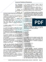 SIMULADO DE TENDÊNCIAS PEDAGÓGICAS -1