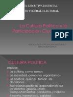 Cultura Politica y Participacion Ciudadana.ppt