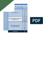 Calendarización de Activ. 2013-3