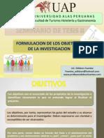 Como Formular Objetivos en La Investigacion 01