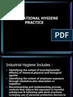 hygine survey for safety.ppt