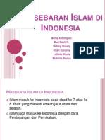 Persebaran Islam Di Indonesia