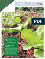Cruz Sul 27 out 2013 E-1 agricultura familiar na região