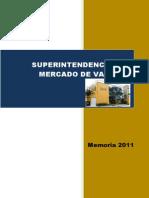 SMV 2011 Memoria