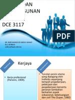 Kerjaya Dan Pembangunan Kerjaya (1)