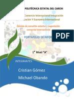 Portafolio de Informatica Gomez , Michael