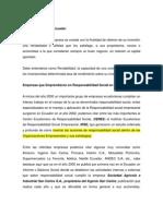Las Empresas en El Ecuador