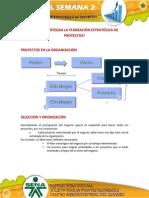 ETAPAS++PLANEACIÓN+ESTRATÉGICA+DE+PROYECTOS