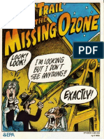 ozone is missing