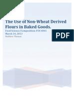 food science final paper