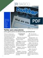 twitter teachers espanol
