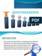 Benchmarking Oficial