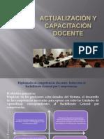 1. DiplomadoActualización y capacitación docente