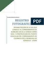 Registro Fotografico - Puente Gonzalez